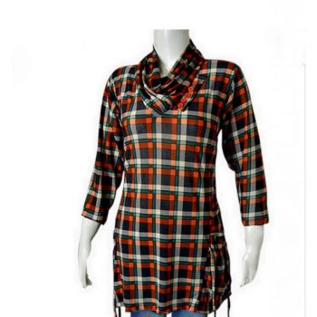 Checkered Shirt For Women